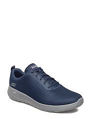 Mens GO Walk Max - NVGY NAVY GREY