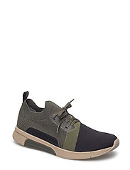 Mens Mark Nason - National - OLBK OLIVE BLACK