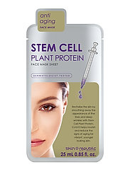 Stem Cell Plant Protein Face Mask - CLEAR