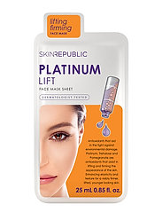 Platinum Lift Face Mask - CLEAR