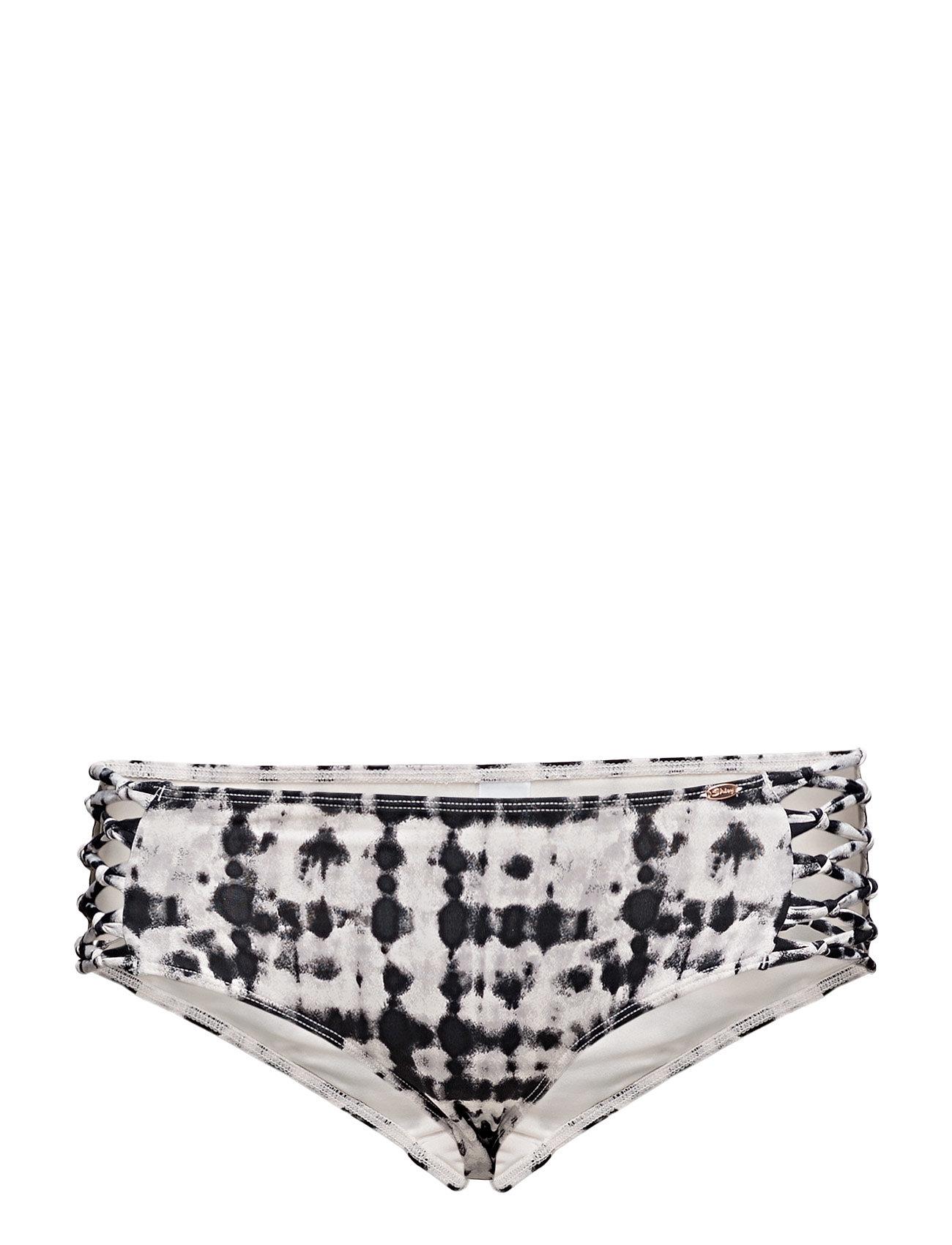 L. Midi Panty Skiny Bikinier til Damer i