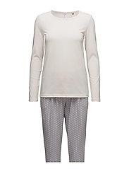 L. pyjama long - CHAMPAGNE