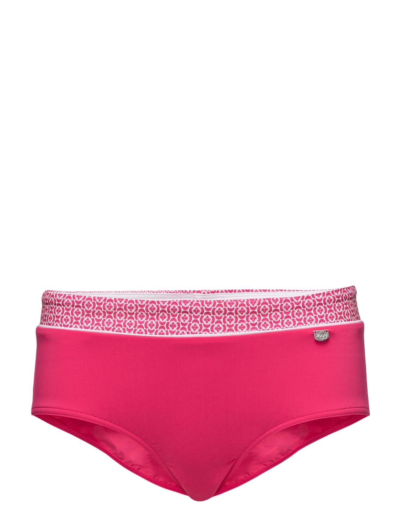 Sloggi Swim Raspberry Sweets Midi sloggi Bikinier til Damer i