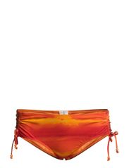 sloggi swim Lava Passion Hipster - ORANGE - DARK COMBINATION