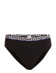 sloggi swim Black Pepita Tai - BLACK COMBINATION