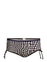 sloggi swim Black Pepita Hipster - BLACK COMBINATION