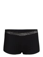 sloggi Wow Lace Short - BLACK