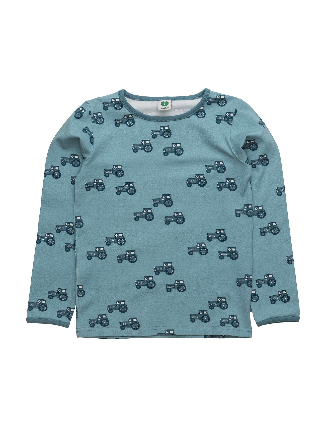 T-Shirt Ls. Tractor Småfolk Langærmede t-shirts til Børn i