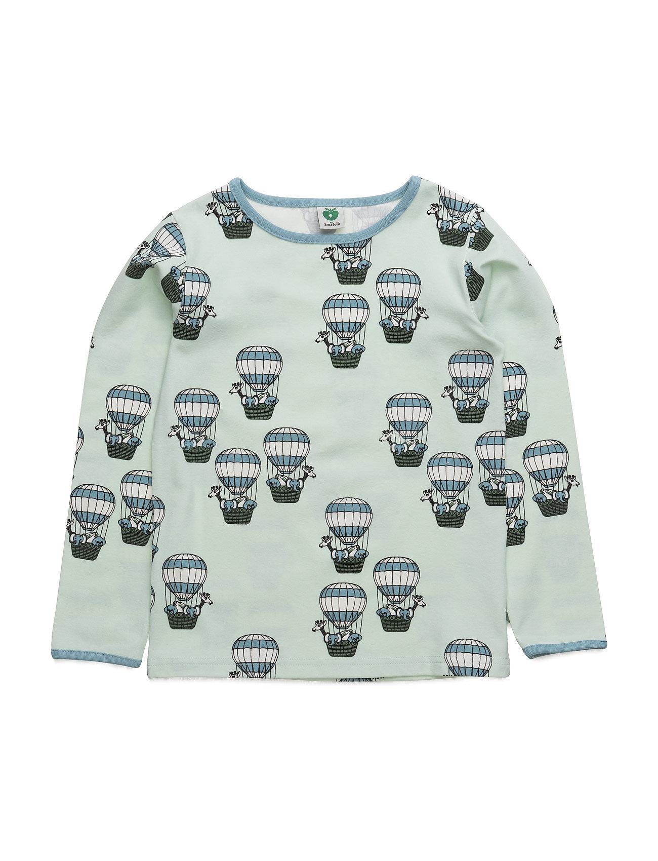 T Shirt Ls. Hotairballoon Småfolk Langærmede t shirts til Børn i