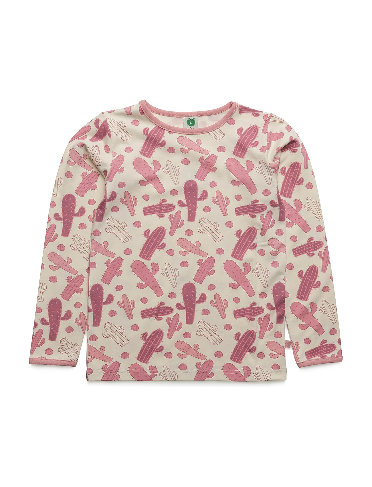 T-Shirt Ls. Cactus SmÂfolk Langærmede t-shirts til Børn i Mesa Rose