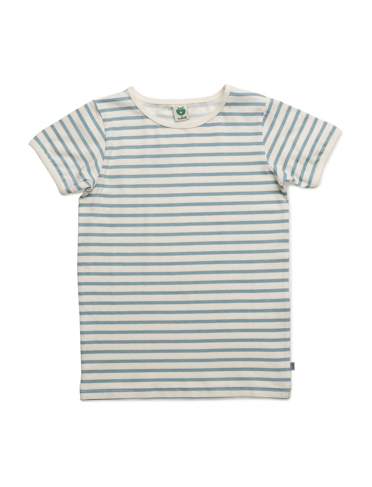 T-Shirt With Stripes Småfolk Kortærmede t-shirts til Børn i