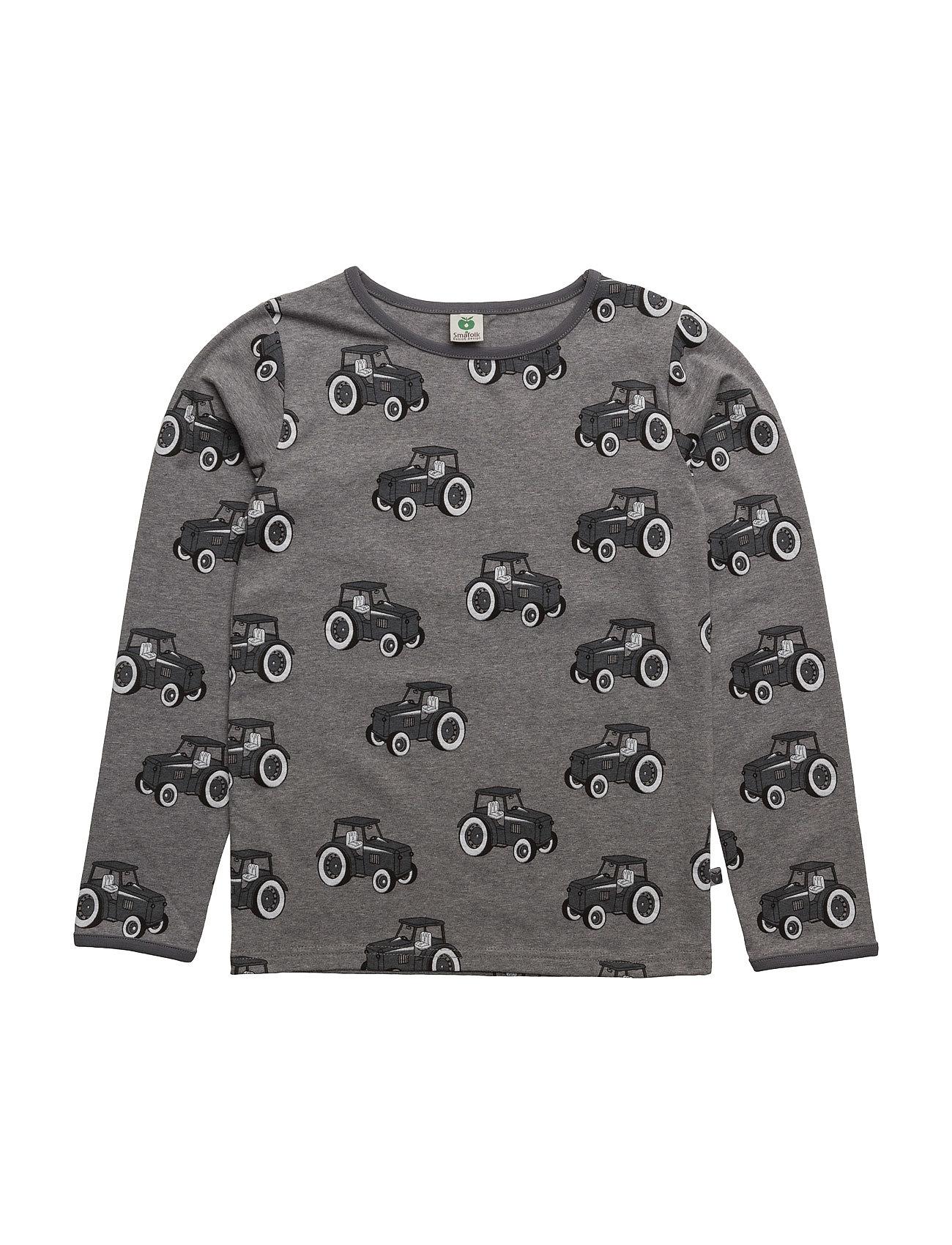 T-Shirt SmÂfolk Langærmede t-shirts til Børn i
