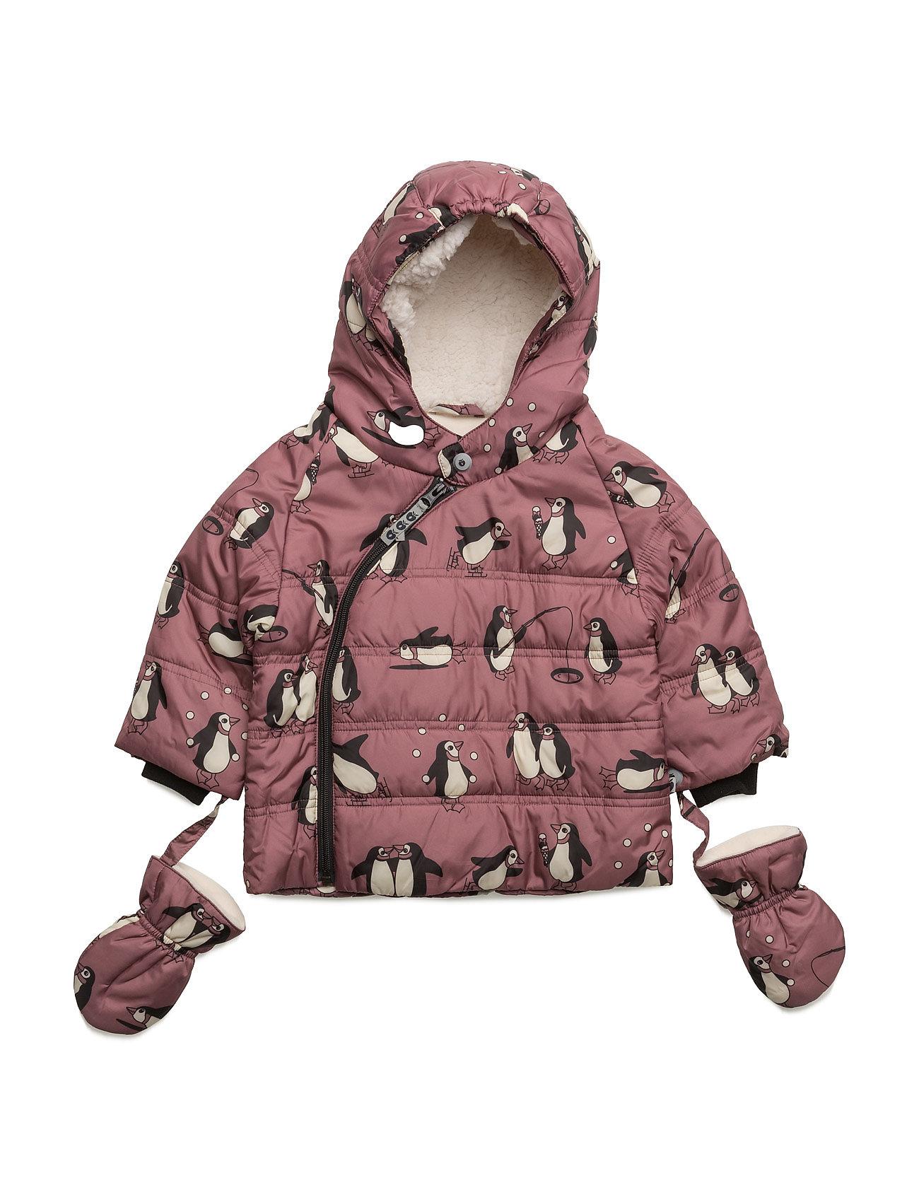 Winter Jacket SmÂfolk Jakker & Frakker til Børn i Mesa Rose