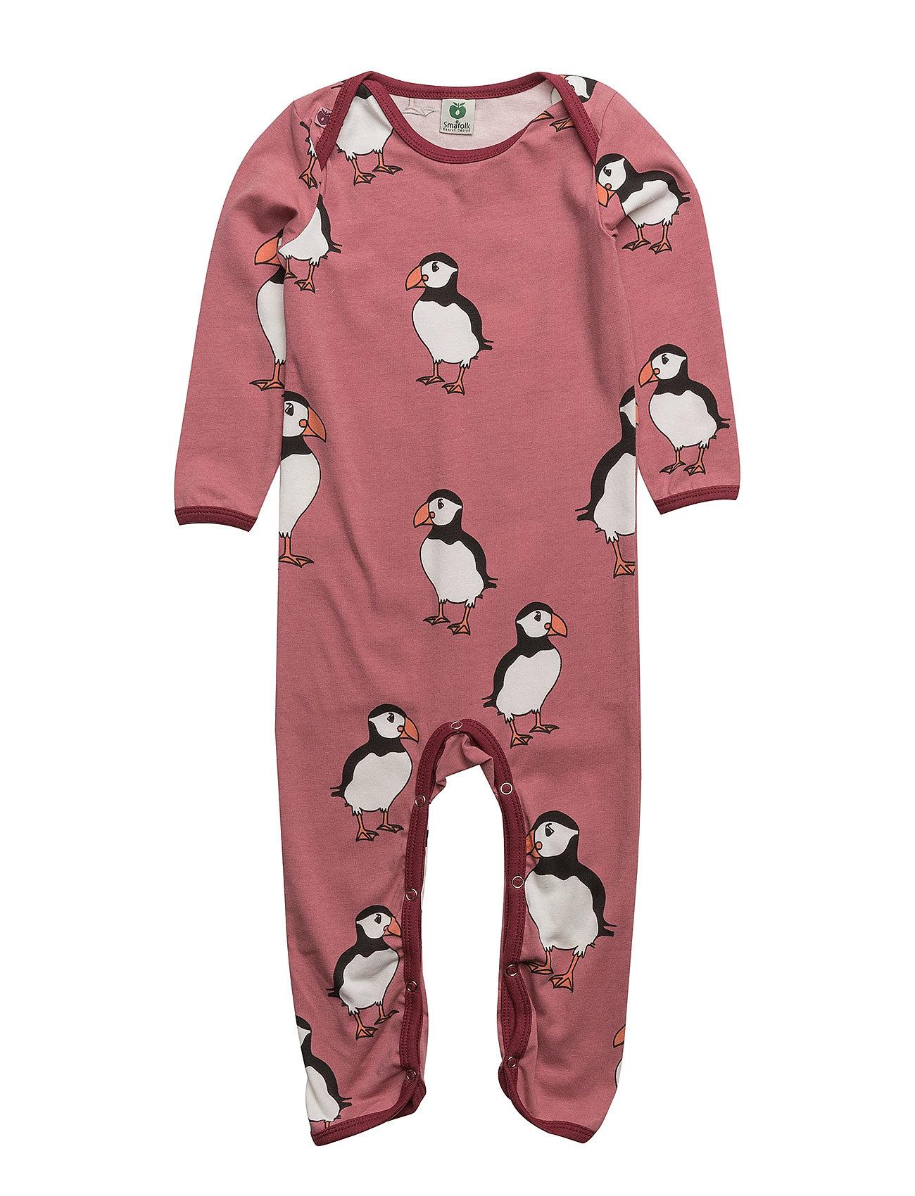 Suit With Parrots SmÂfolk  til Børn i Mesa Rose