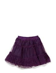 Skirt Tulle - Purple