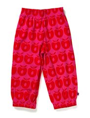 Jersey knickers with apples - Pink