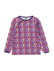 T-Shirt LS. Tigers - Lt. Purple