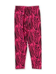 Leggins zebra stripes - Pink
