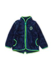 Fleece zipper - Navy