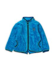 Fleece zipper - Turquise