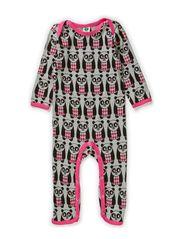Body Suit. Panda - Pink