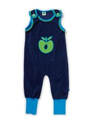 Body Suit. Velvet. Big Apple - Navy