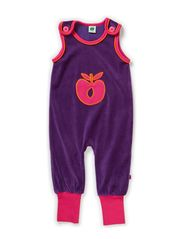 Body Suit. Velvet. Big Apple - Purple