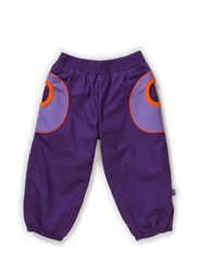 Baby Baggy Denim colored - Purple