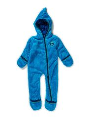 Baby Fleece Suit - Turquise
