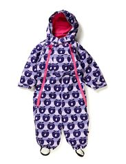 Snowsuit, 2 zipper - Lt. Purple