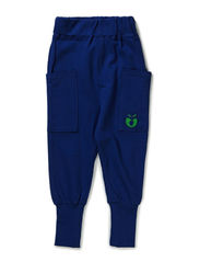 Loose Sweat Pants - Navy