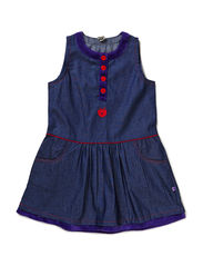 Dress NS. Denim - Purple