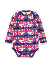 Body LS. Cows - M. Purple