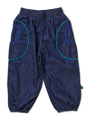 Baby Denim Pants - Navy