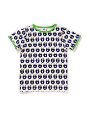 T-shirt SS, Small Apples - Navy