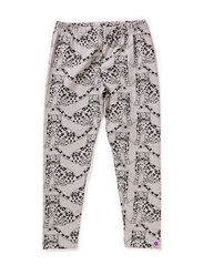 Leggings Leopard - Grey Mix