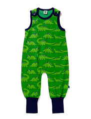 Body Suit, Jersey, Dino - Green