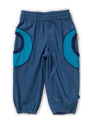 Baby Denim Pants - Navy