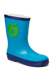 Rubber boot, Big apple - Turquise