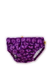 Swimwear, Baby pants 1 colour - Purple