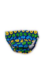 Swimwear, Baby pants, Multi - Blue