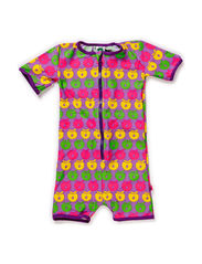 Swimwear, Suit SL Baby, Multi - M. Purple