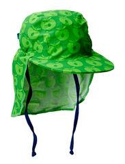 Swimwear, Sun cap, Apples - Green