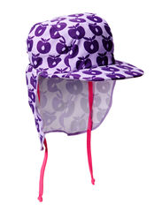 Swimwear, Sun cap, Apples - Lt. Purple