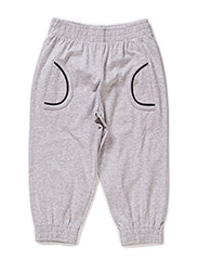 Baby pants. Jersey - GREY MIX