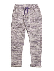 Sweat Pants, Terry - PURPLE