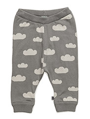 Pants Knit. Cloud - M. GREY MIX