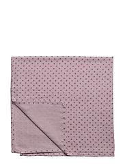 Burp Cloth. GOTS - LAVENDER