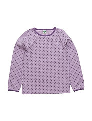 T-shirt LS. Micro Apples - LAVENDER
