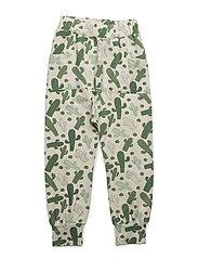 Pants. Cactus - ELM GREEN